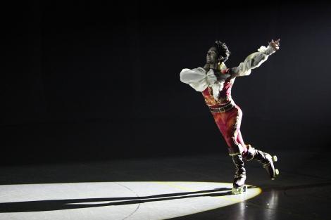 daniel solo dance